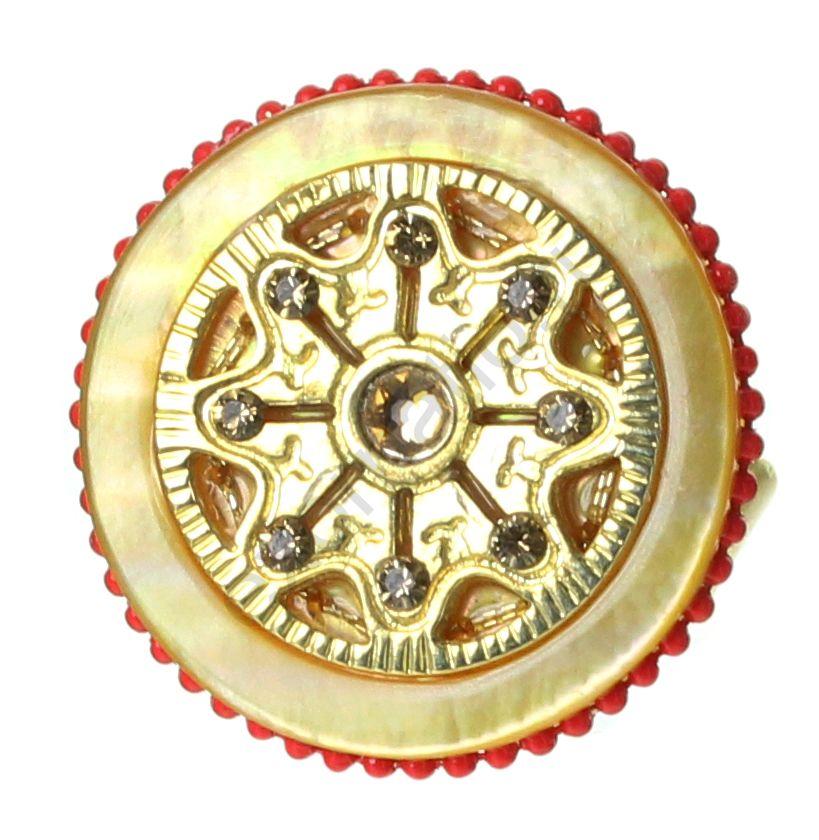 Кольцо Franck-Herval 1961633. Коллекция Lorenza