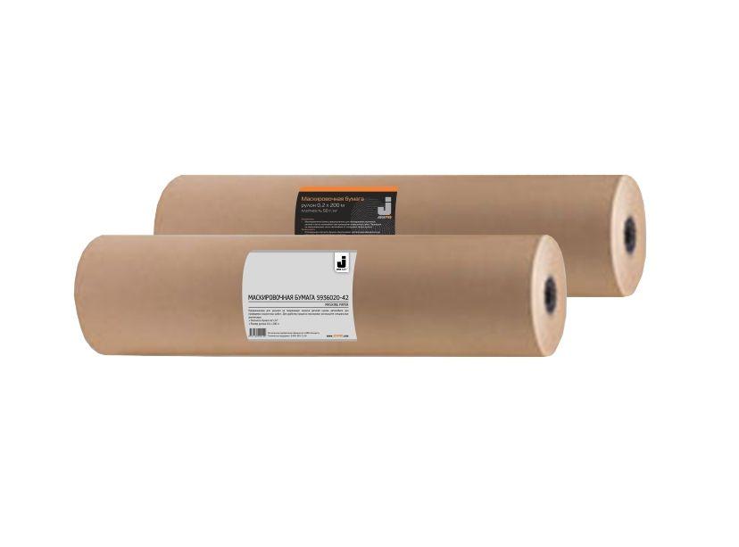 Jeta PRO Маскирующая бумага, плотность 50г/м2, 900мм. х 200мм.