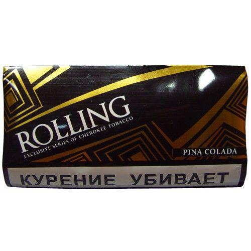 """Табак для самокруток """"Cherokee Pina Colada Rolling """" кисет"""