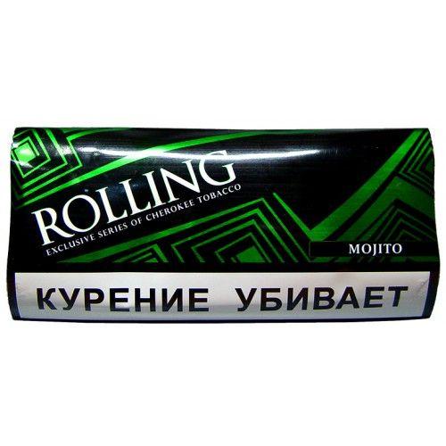 """Табак для самокруток """"Cherokee Rolling Mojito"""" кисет"""