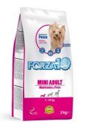 Forza10 Maintenance Mini Adult Pesce Корм для взрослых собак мелких пород из рыбы (2 кг)