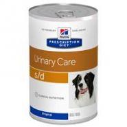 Hill's PD Canine s/d Urinary Care Диетические консервы для собак при МКБ (370 г)