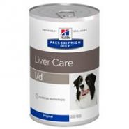 Hill's PD Canine l/d Liver Care Диетические консервы для собак при заболеваниях печени (370 г)