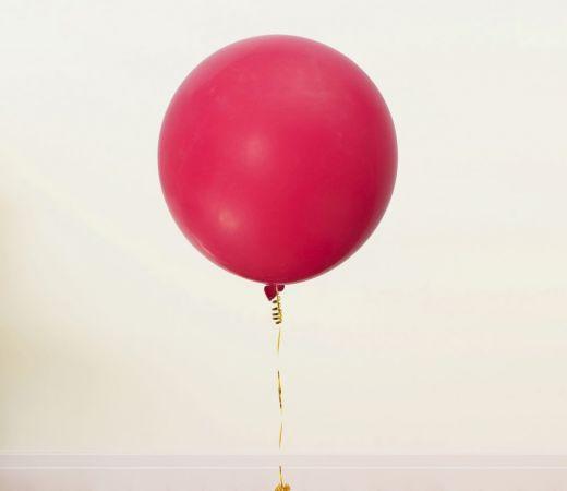 Большие воздушные шары с гелием