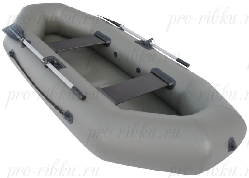 Лодка ТОНАР Бриз 260 (серый)