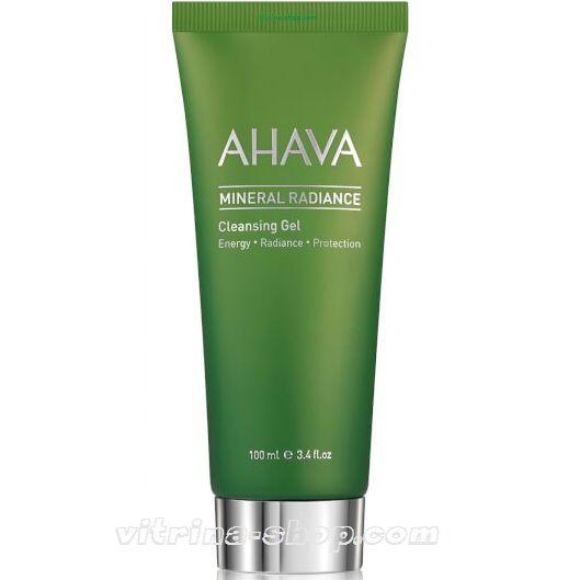 Ahava Минеральный гель для очистки кожи и придания ей сияния Mineral Radiance, 100 мл.