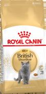 Royal Canin British Shorthair Adult Корм для кошек британской короткошерстной породы (2 кг)