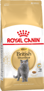 Royal Canin British Shorthair Adult Корм для кошек британской короткошерстной породы (4 кг)