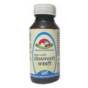 Коровья моча высушенная Ghanvati -120 Tab