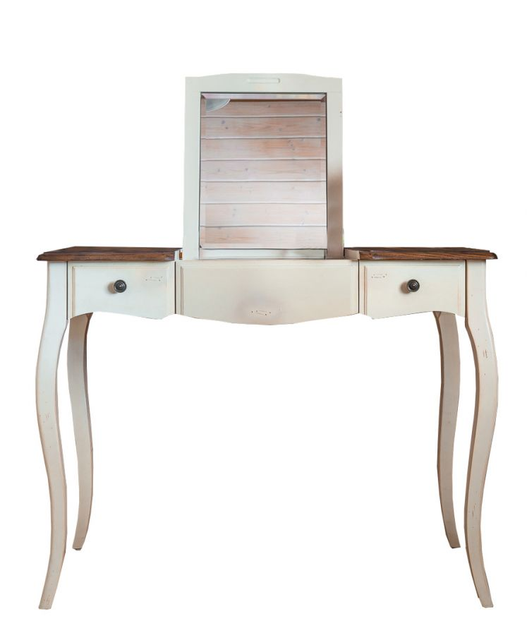 Будуарный стол Mobilier de Maison Белый