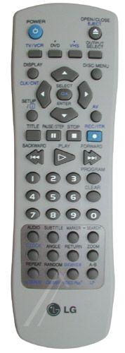 LG DK-373, DC-378 (VCR+DVD) (DV3781)
