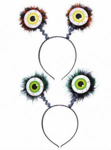 Ободок ''Глаза''