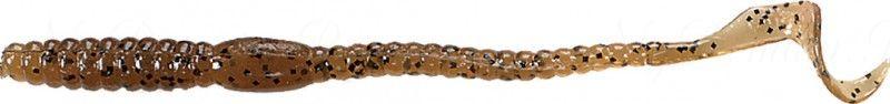 Червь MISTER TWISTER Phenom Worm 15 см уп. 20 шт. 11BKS (Болотно-зеленый с черными крапинками)
