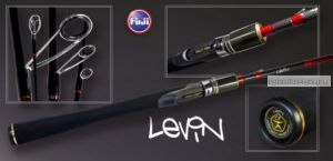 "Спиннинг Crazy Fish LEVIN CFL-6'9""-L-T (3-15g 210cm 6'9"")"