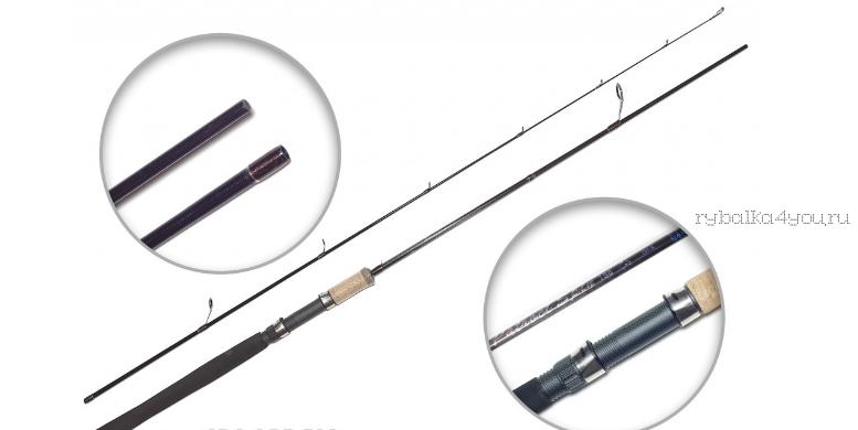 Купить Спиннинг German Patrocl IМ8 2,48 м / тест 10 - 30 гр