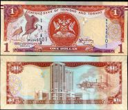Тринидад и Тобаго - 1 доллар 2006 UNC ПРЕСС