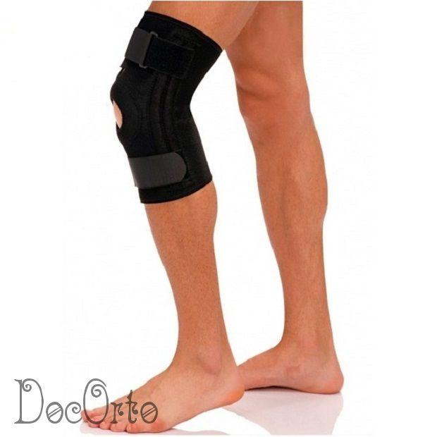 Т-8512 Бандаж на колено с ребрами жесткости ТРИВЕС