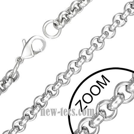Цепочка CCVM04411 из ювелирной стали