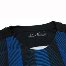 Игровая футболка Nike Inter Home Jersey чёрно-синяя