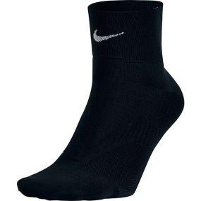 Носки Nike Elite Run Lightweight Quarter Socks чёрные