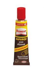 """""""Момент-1""""- МАРАФОН,специальный обувной клей 30мл./10/240/"""