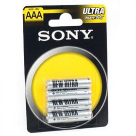 Sony R03(AAA)BL-4/48/240