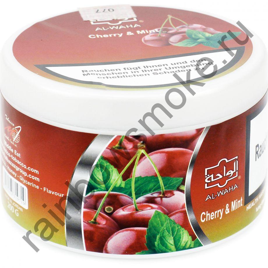 Al Waha 250 гр - Cherry & Mint (Вишня и Мята)