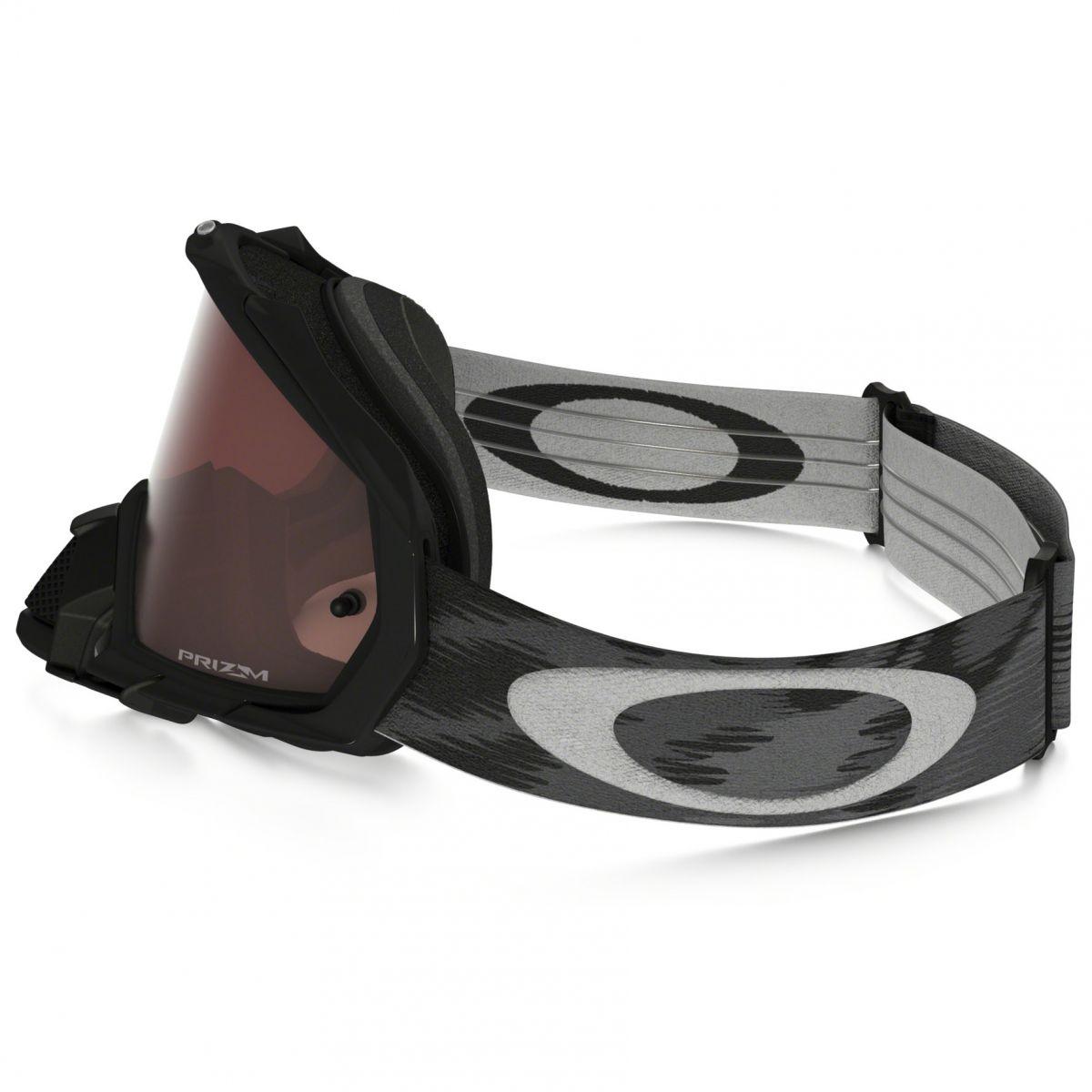 Oakley - Mayhem Pro Solid очки черные глянцевые, линза бронзовая Prizm MX