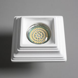 Гипсовый светильник SV 7156