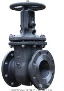 Задвижка стальная клиновая фланцевая 30с41нж, ЗКЛ2-16 (вода, пар, нефть) Ду-100 Ру-16