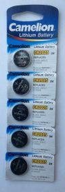 Camelion litium CR2025 BL-5/50/ цена за 1 шт