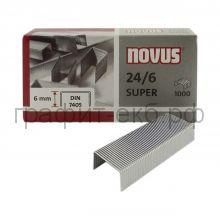 Скобы N24/6 Novus 040-0026