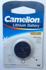 Camelion litium CR2450 BL-1/10/