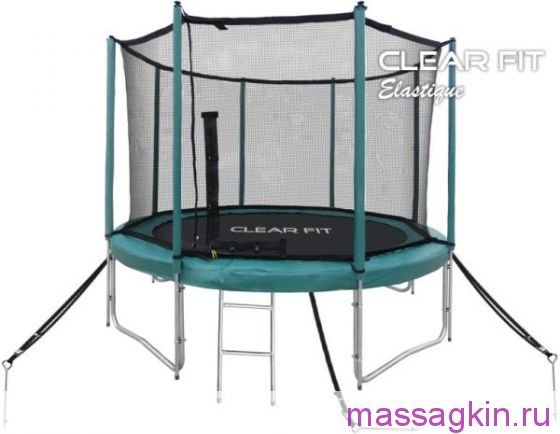 Батут — Clear Fit Elastique 8ft