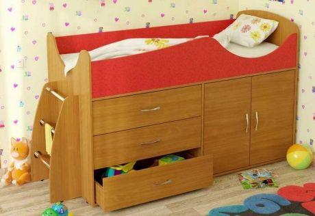 Кровать-чердак Карлсон МИКРО-201