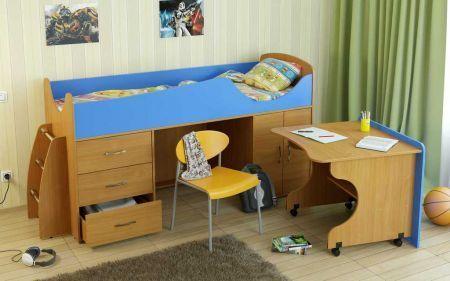 Кровать-чердак Карлсон МИНИ-4