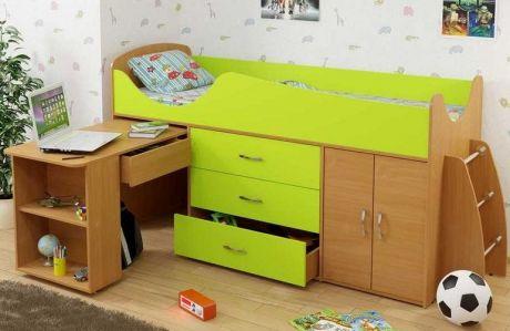 Кровать-чердак Карлсон МИНИ-8