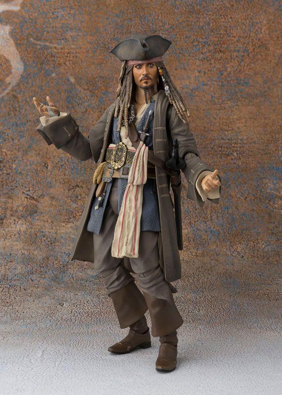 Фигурка S.H.Figuarts - Captain Jack Sparrow