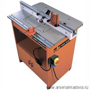 CMT 999.500.01 Профессиональный фрезерный стол индустриальный Industrio 800 x 600 x 930 мм