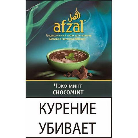 Табак для кальяна Afzal Choco Mint