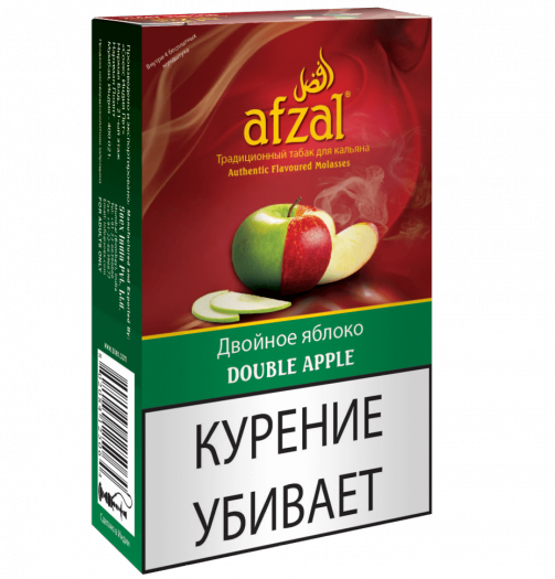 Табак для кальяна Afzal Double Apple