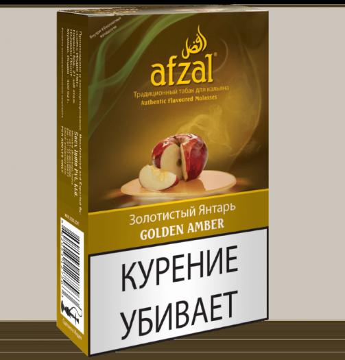 Табак для кальяна Afzal Golden Amber