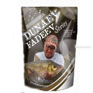 Прикормка Dunaev Fadeev 1кг Feeder Universal
