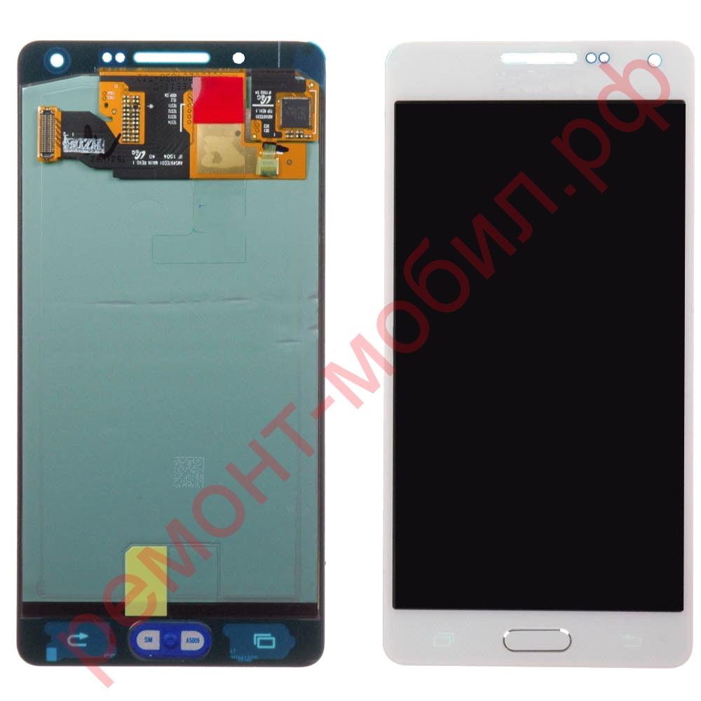 Дисплей для Samsung Galaxy A5 2015 ( SM-A500 ) в сборе с тачскрином