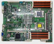 Материнская плата Dual-Lga1366 (чипсет 5520, eATX, 12 слотов DDR3, поддержка ECC) — Asus Z8PS-D12-1U