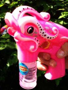 """Мыльный пистолет """"Осьминожка"""""""