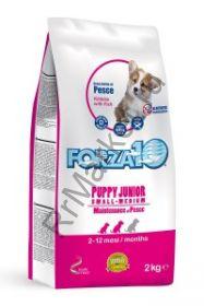 Forza10 (Форца10) Puppy Junior Small/Medium Pesce (для щенков мелких/средних пород, рыба) 2кг