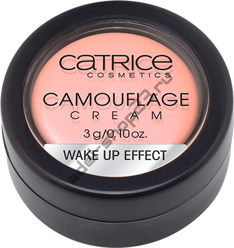 Catrice / Консилер Camouflage Cream Wake Up Effect