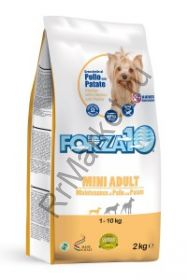 Forza10 (Форца10) Mini Maintenans Pollo/pat. (корм для собак мелких пород с курицей и картофелем) 2кг