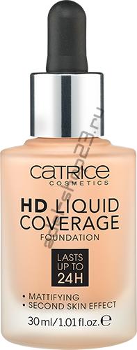 Catrice / Тональная основа HD Liquid Coverage Foundation